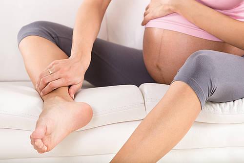 Средства от отеков при беременности