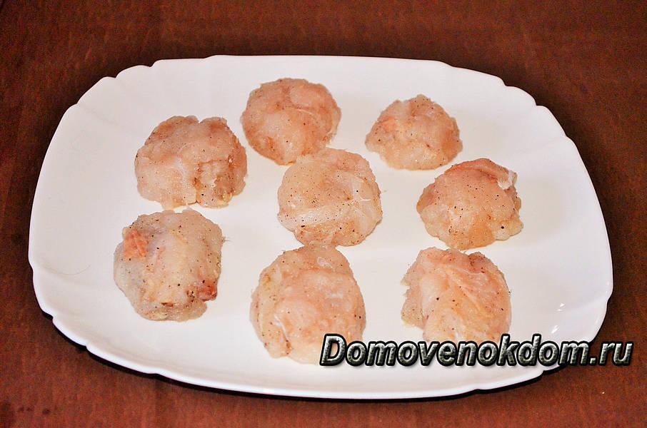 Рыбные котлеты рецепты пошаговые 25